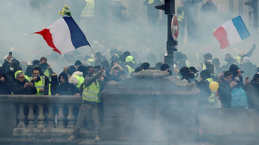 Акт девятый: «жёлтые жилеты» готовятся к протестам во Франции в преддверии национальных дебатов