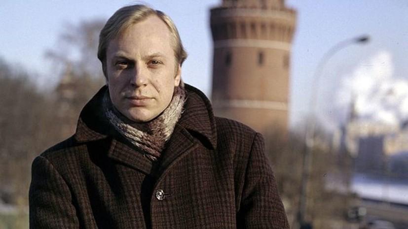 В Ижевске появилась улица в честь актёра Юрия Богатырёва