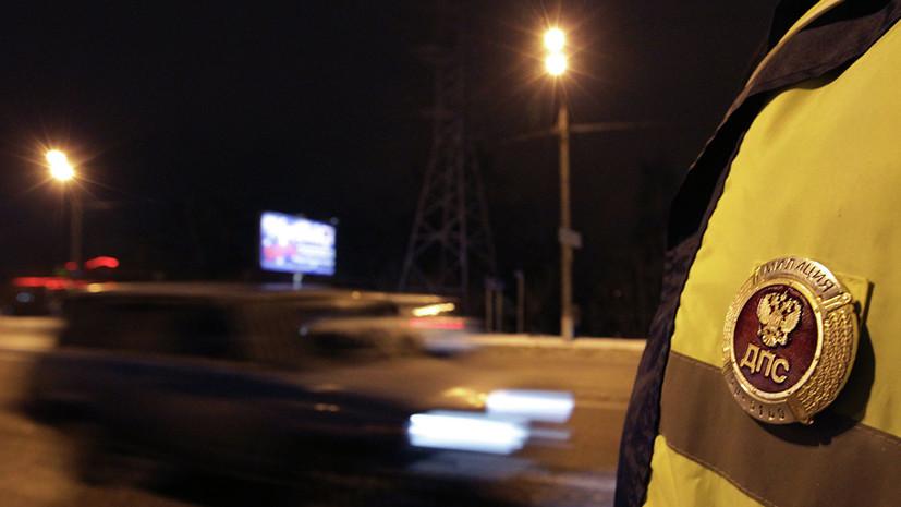 Источник: на Киевском шоссе произошло ДТП с участием шести машин