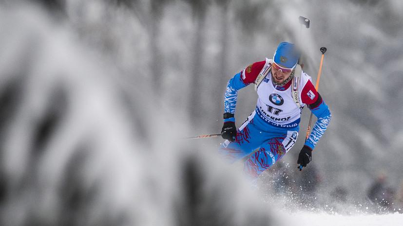 Губерниев уверен, что победа в спринте не будет давить на Логинова в гонке преследования