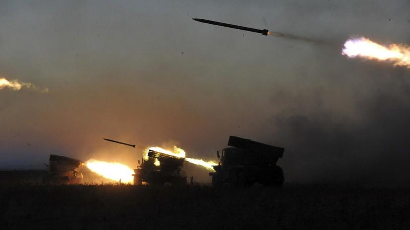 В ЛНР заявили о четырёх обстрелах со стороныукраинских силовиков за сутки