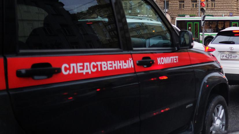 СК начал проверку по факту схода вагонов с рельсов в Иркутской области