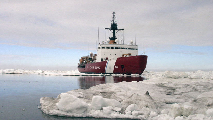 «Попытка спровоцировать Россию»: ВМС США сообщили о планах направить в Арктику военный корабль
