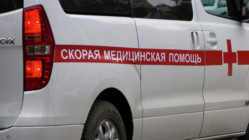 В ДТП в Ленинградской области погибли двое детей и взрослый