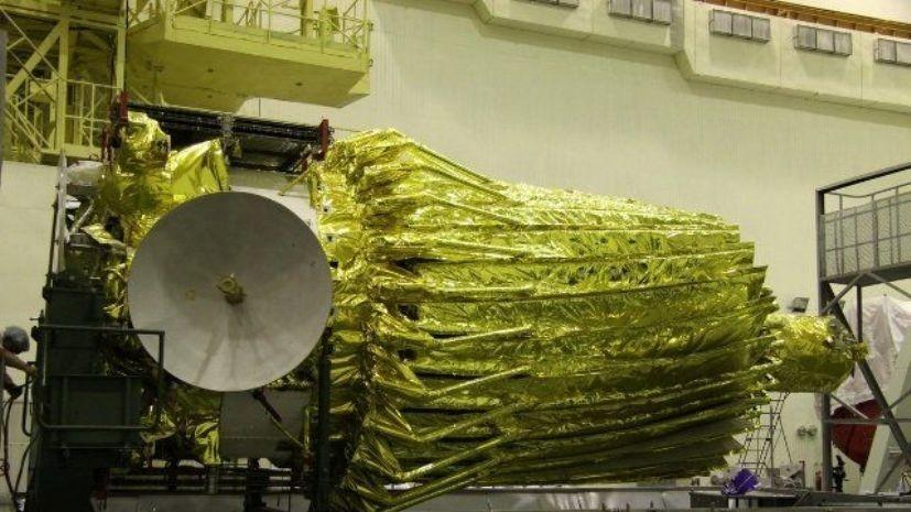 Учёные рассказали о потере связи с космическим телескопом «Спектр-Р»