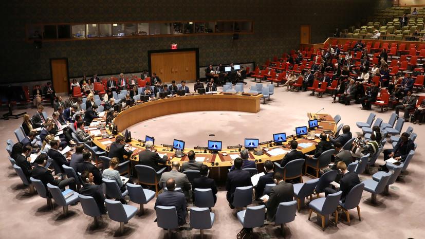МИД Сирии направил в ООН письма в связи с атакой ВВС Израиля близ Дамаска