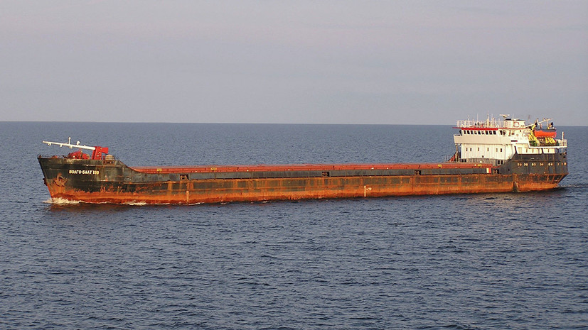 Спасённые при крушении судна в Турции украинские моряки прибыли в Одессу