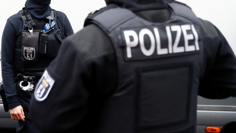 ВГермании мигрант сножом напал набеременную женщину в клинике