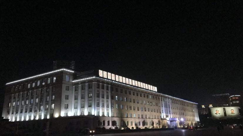 Посол России и замглавы МИД КНДР обсудили визит Ким Чен Ына в Китай