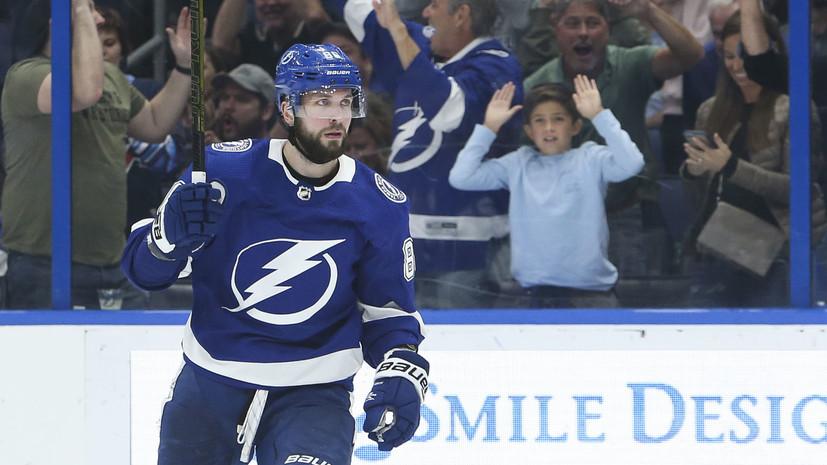 Подвиги Кучерова, травма Овечкина, рекорд Панарина: как российские хоккеисты провели игровой день в НХЛ