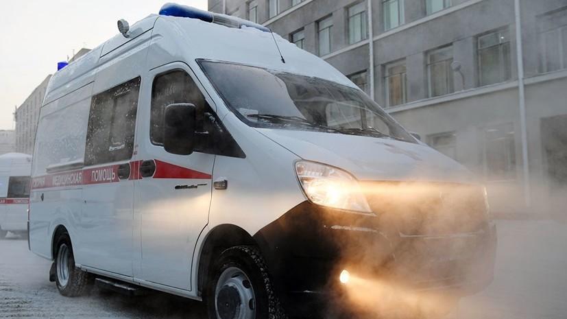 Во Владимирской области в ДТП один человек погиб и четверо пострадали