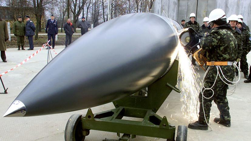 «Полное отсутствие компетенции и культуры»: может ли Украина восстановить статус ядерной державы