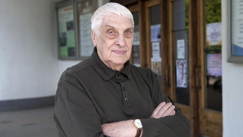 В Москве умер актёр Евгений Радомысленский