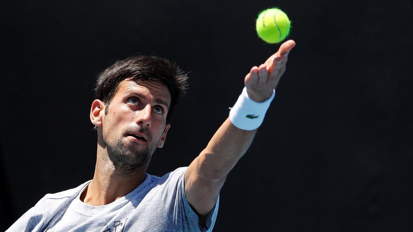 Тренер Чесноков назвал фаворитов Australian Open