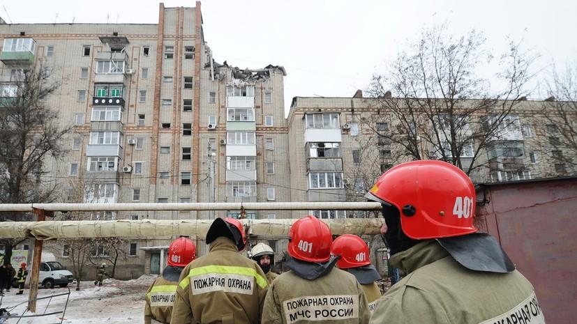 Взрыв дома Шахты: теракт или нет, видео последствий