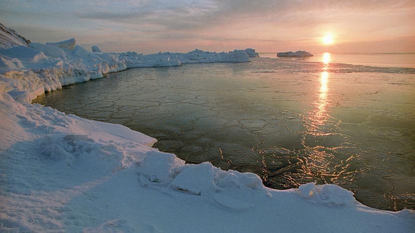 Эксперт оценил сообщения о намерении США соперничать с Россией в Арктике
