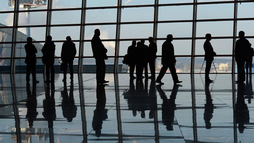 Полиция задержала подозреваемого в «минировании» аэропортов Москвы мужчину