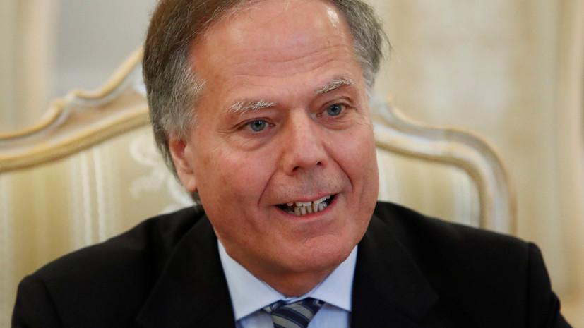 В МИД Италии считают санкции против России «переходным инструментом»
