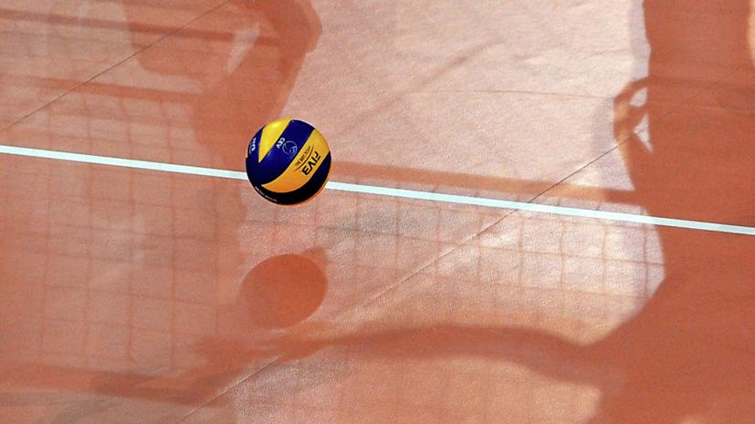 Источник: российский волейболист погиб, выпав из окна
