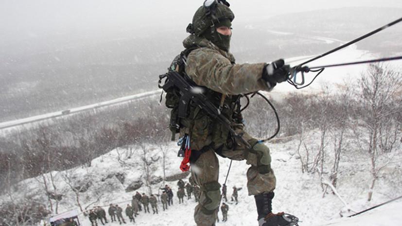 В Кабардино-Балкарии начались сборы с инструкторами по горной подготовке и военными разведчиками