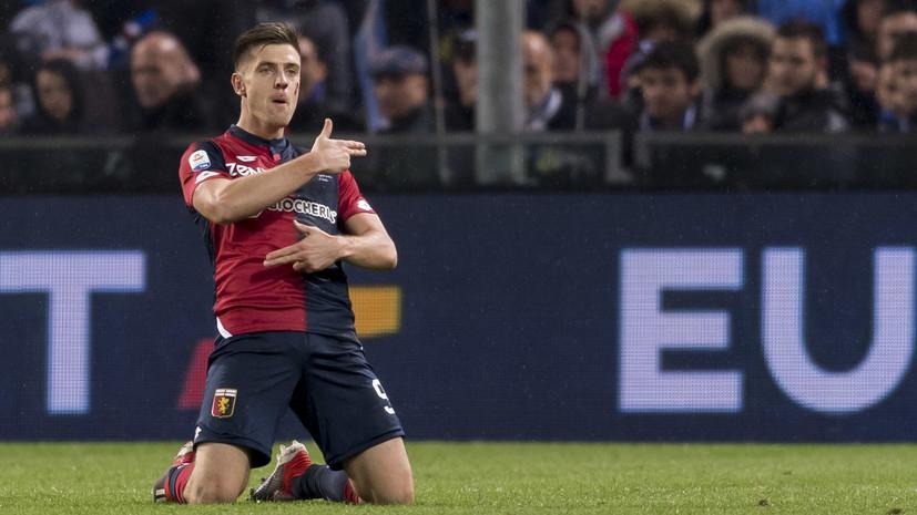 СМИ: «Милан» может перехватить Пёнтека у «Реала»