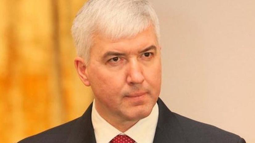 Экс-министра обороны Украины заподозрили в госизмене «в пользу России»
