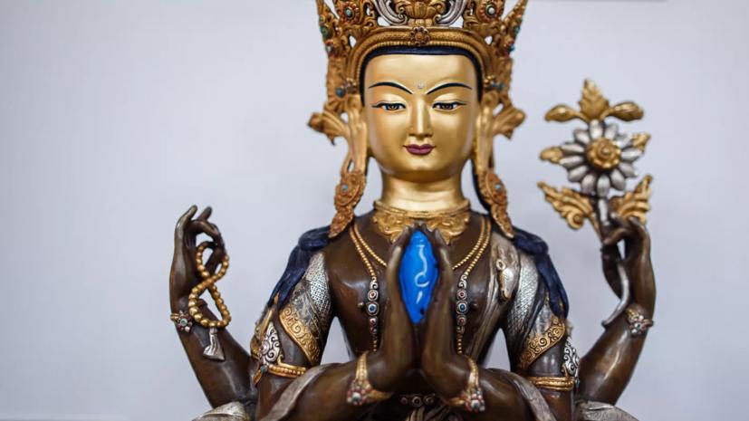 Фестиваль буддийского искусства и культуры откроется 18 января в Москве