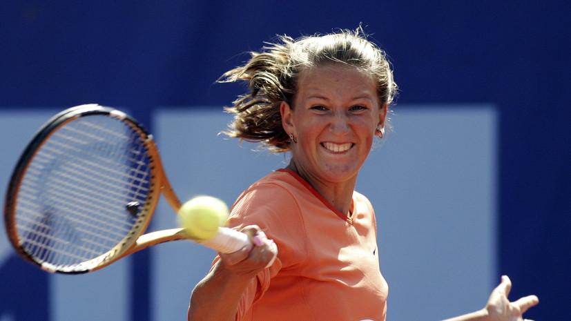 Азаренко проиграла Зигемунд в матче первого круга Australian Open