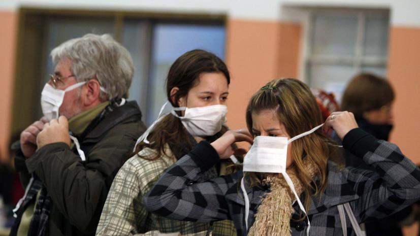 Роспотребнадзор предупредил о росте заболеваемости гриппом и ОРВИ в Европе