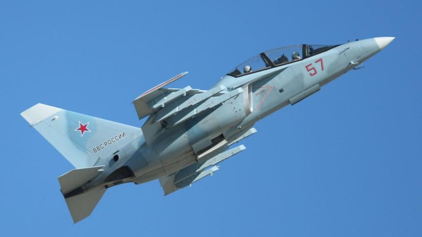 Россия поставила Лаосу четыре учебно-боевых самолёта Як-130