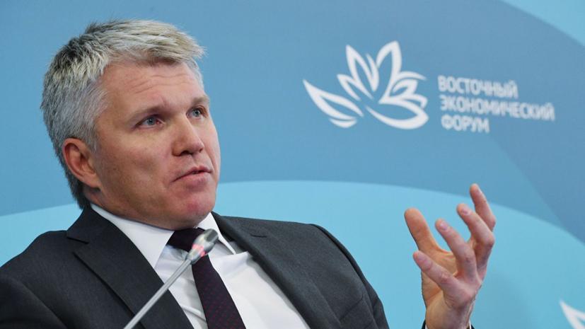 Колобков рассказал о задаче сборной России на ОИ-2020
