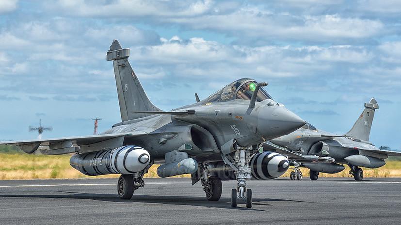 «Французам ничего другого не остаётся»: как Париж модернизирует истребитель Dassault Rafale