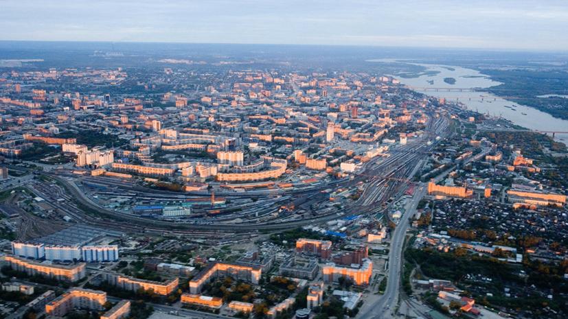 В Новосибирске отреставрируют сквер Героев Революции