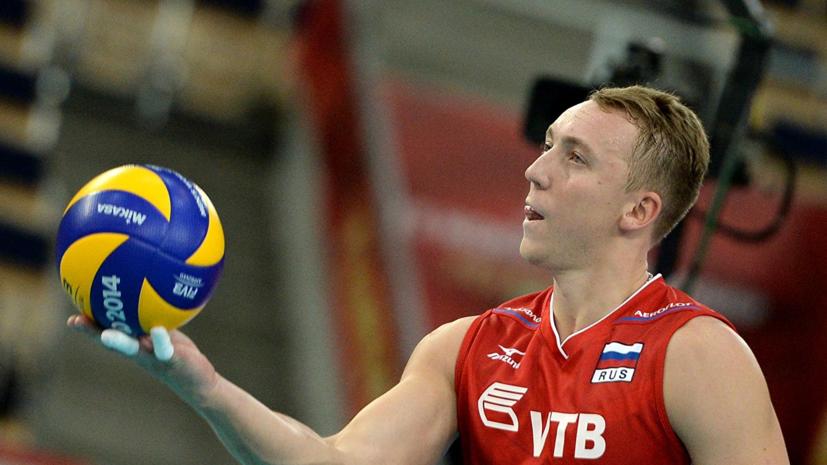 Волейболист «Зенита» рассказал подробности ДТП в Турции