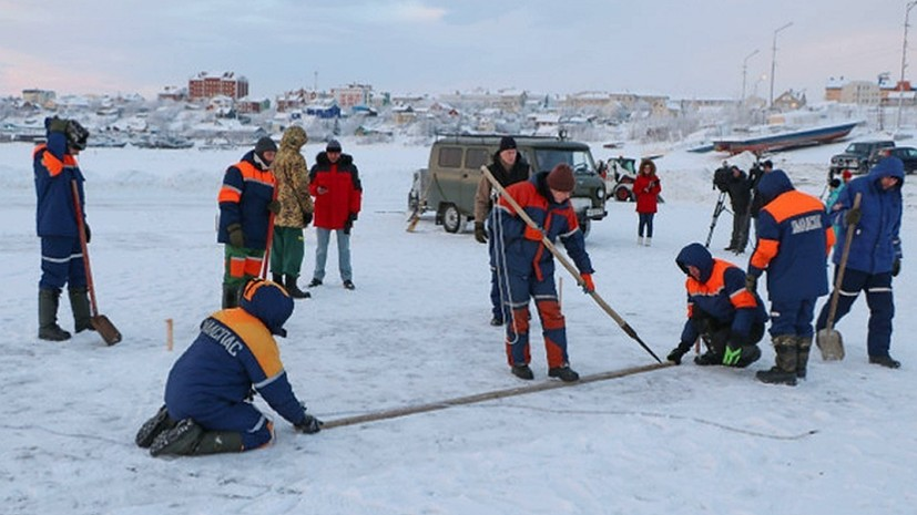На Ямале разместят 30 площадок для крещенских купаний