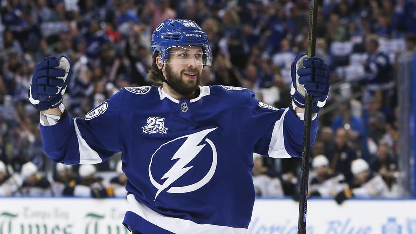 Чемпион мира Николишин оценил успехи Кучерова в НХЛ