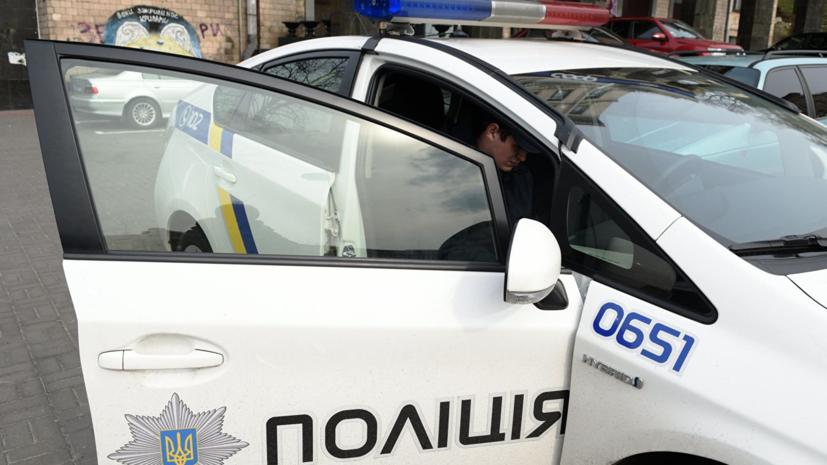 США намерены поставить учебное оружие для тренировки украинской полиции