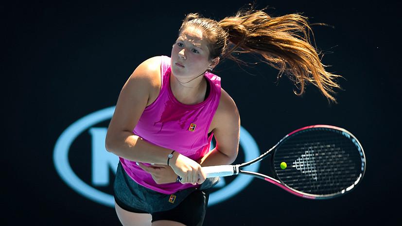 Крах Касаткиной, слёзы Азаренко и успех Медведева: итоги второго дня Australian Open