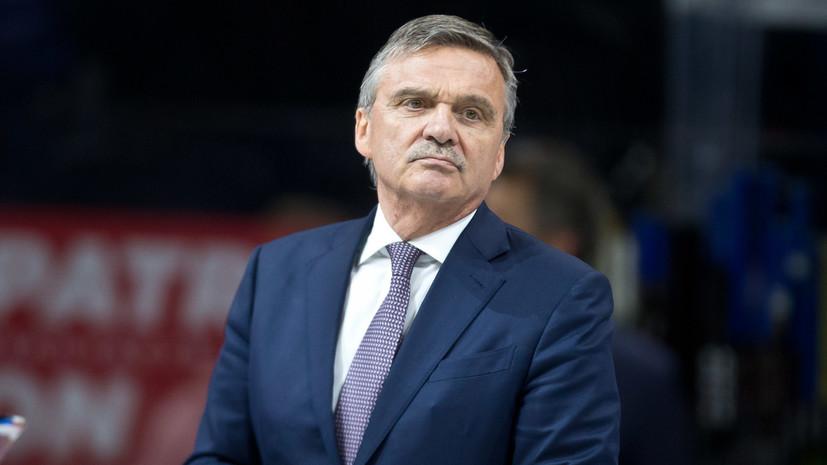 Глава IIHF намерен посетить Матч звёзд КХЛ