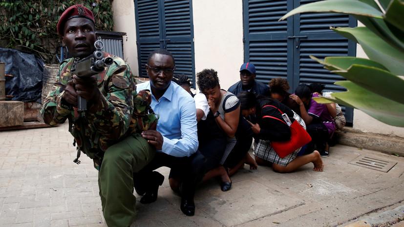 В посольстве призвали находящихся в Найроби россиян к бдительности