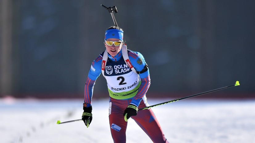 Тарьей Бё предложил Слепцовой начать выступать за Норвегию