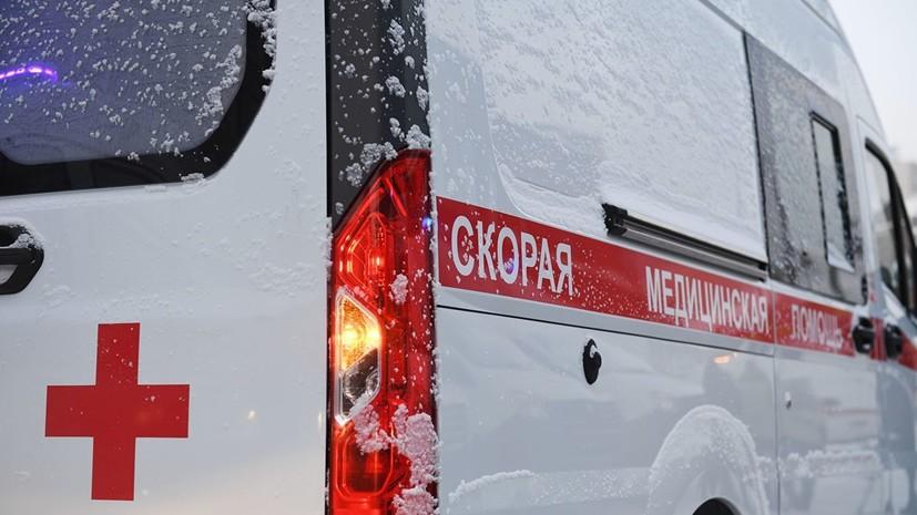 Число пострадавших приЧП на заводе под Петербургом возросло до четырёх
