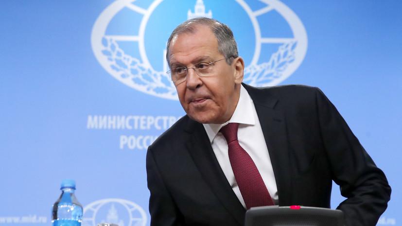 Лавров сомневаетсяв пользе саммита по Ближнему Востоку в Польше