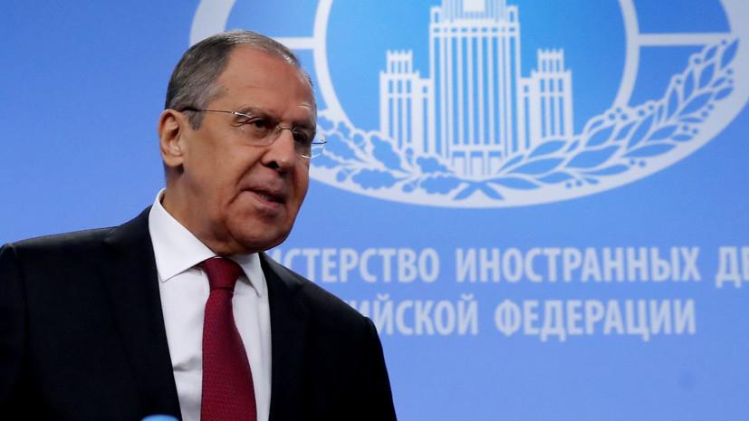Лавров: Россия не злорадствует из-за ситуации с брекситом