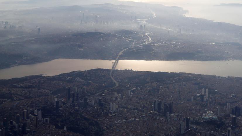 Украинане просила Турцию закрыть Босфор для военных кораблей России