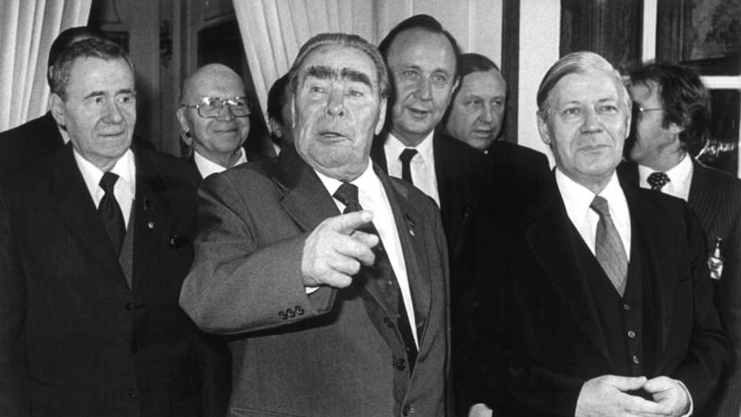 Советские космонавты рассказали подробности покушения на Брежнева