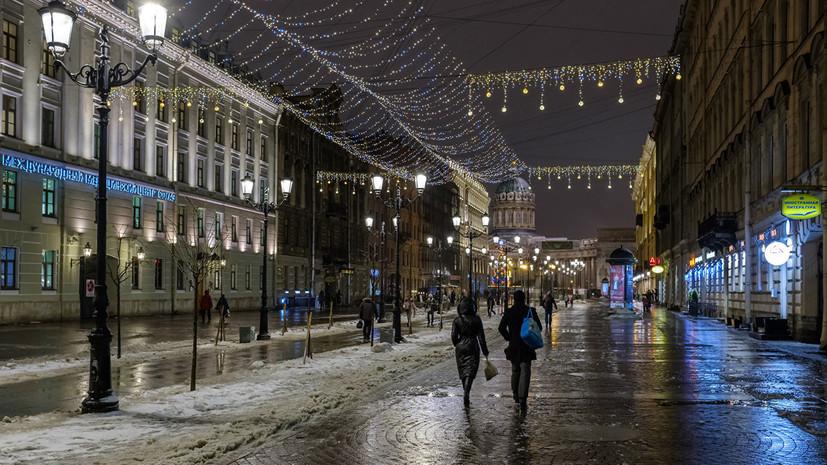 В Петербурге может появиться ещё пять официальных праздников