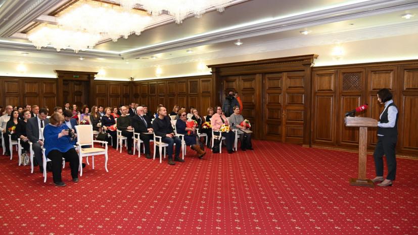 В Хабаровском крае прошла церемония вручения премии «Золотое перо»
