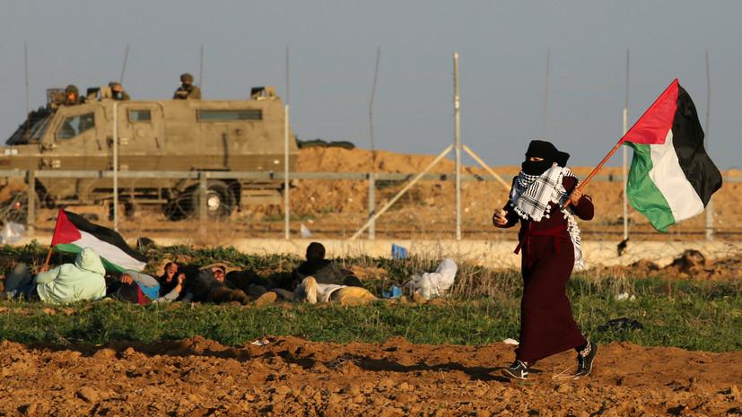 МИД России призвал воздержаться от поездок в сектор Газа