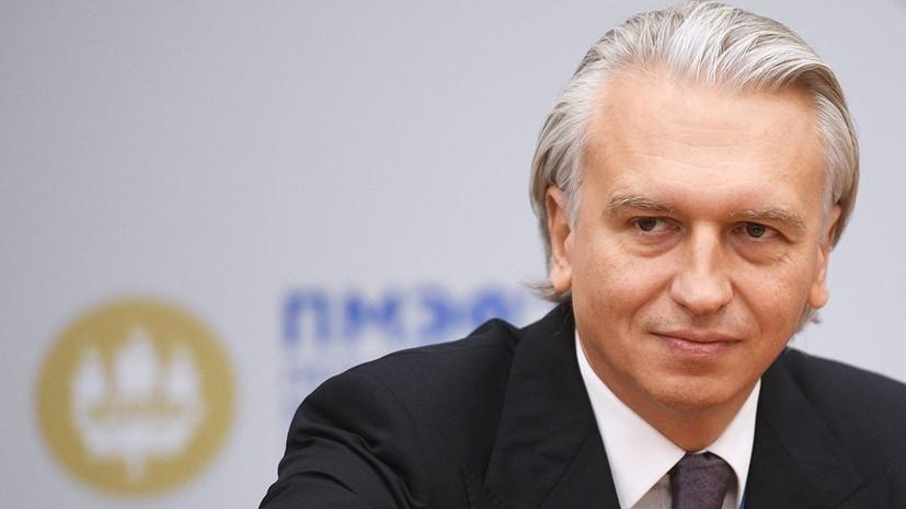 Дюков считает свой опыт достаточным для руководства РФС